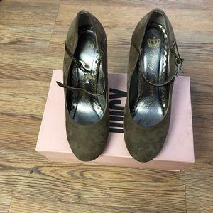 Juicy Couture Wedge Heels